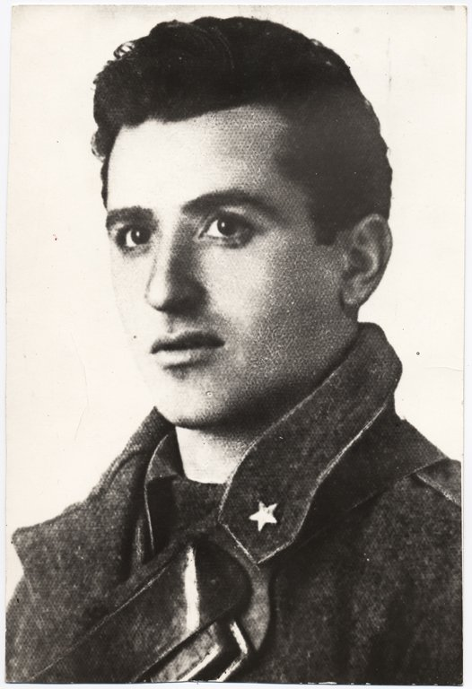 "Mario Musolesi ""Lupo"", 1914 - 1944."