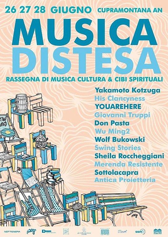 Festival Musica distesa