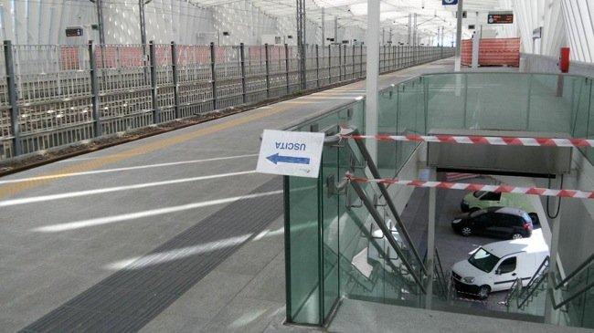 Stazione AV Mediopadana, foto di WM1