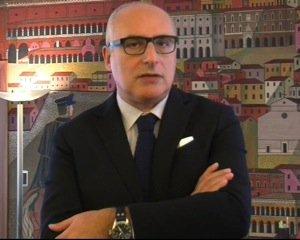Il questore di Bologna Ignazio Coccia