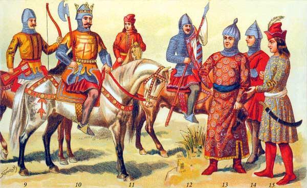 Cavalieri ungari