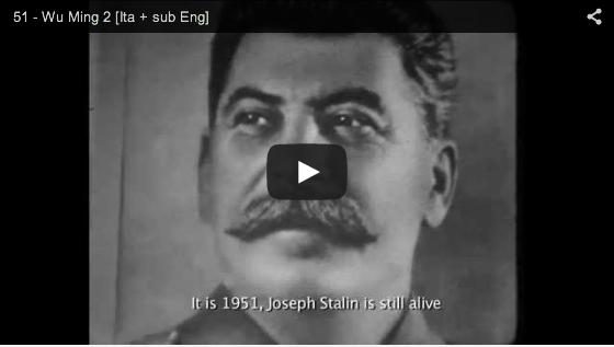 Dalla pellicola del cineamatore Angelo Marzadori sul festival nazionale dell'Unità del 1951 è nato un piccolo saggio sulla cultura del Pci e su una Bologna che non c'è più. Clicca su Baffone per vedere <em>51</em>, un cortometraggio di Wu Ming 2.