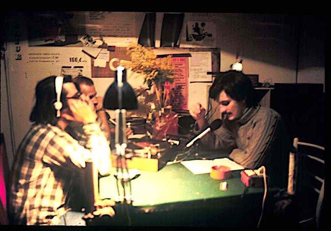 Radio Alice, 1976