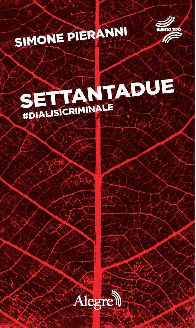 Copertina di Settantadue.