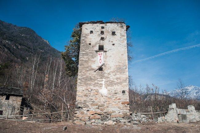 La Colombera. Foto di Michele Lapini.