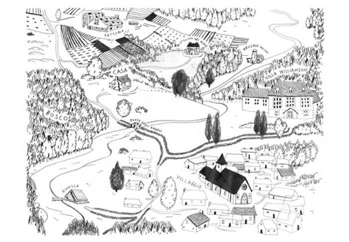 Mappa de Il piccolo regno