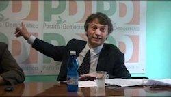 Il senatore Alessandro Maran