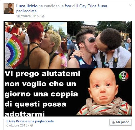 Screenshot Luca Urizio