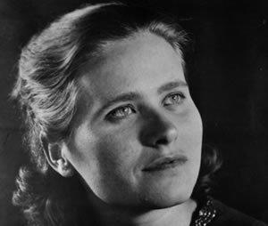 Norma Parenti, 1921 - 1944. Partigiana della 23a Brigata Garibaldi, medaglia d'oro della Resistenza.