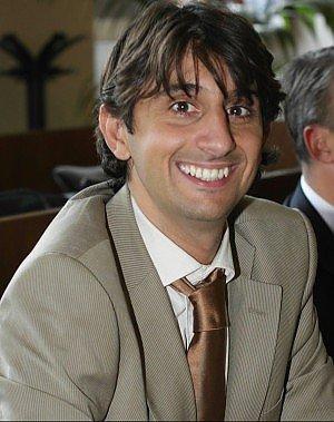Il consigliere regionale toscano Giovanni Donzelli (Fratelli d'Italia)