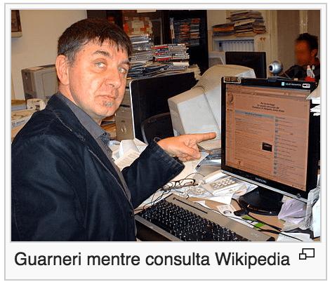 Ermanno Guarneri aka Gomma