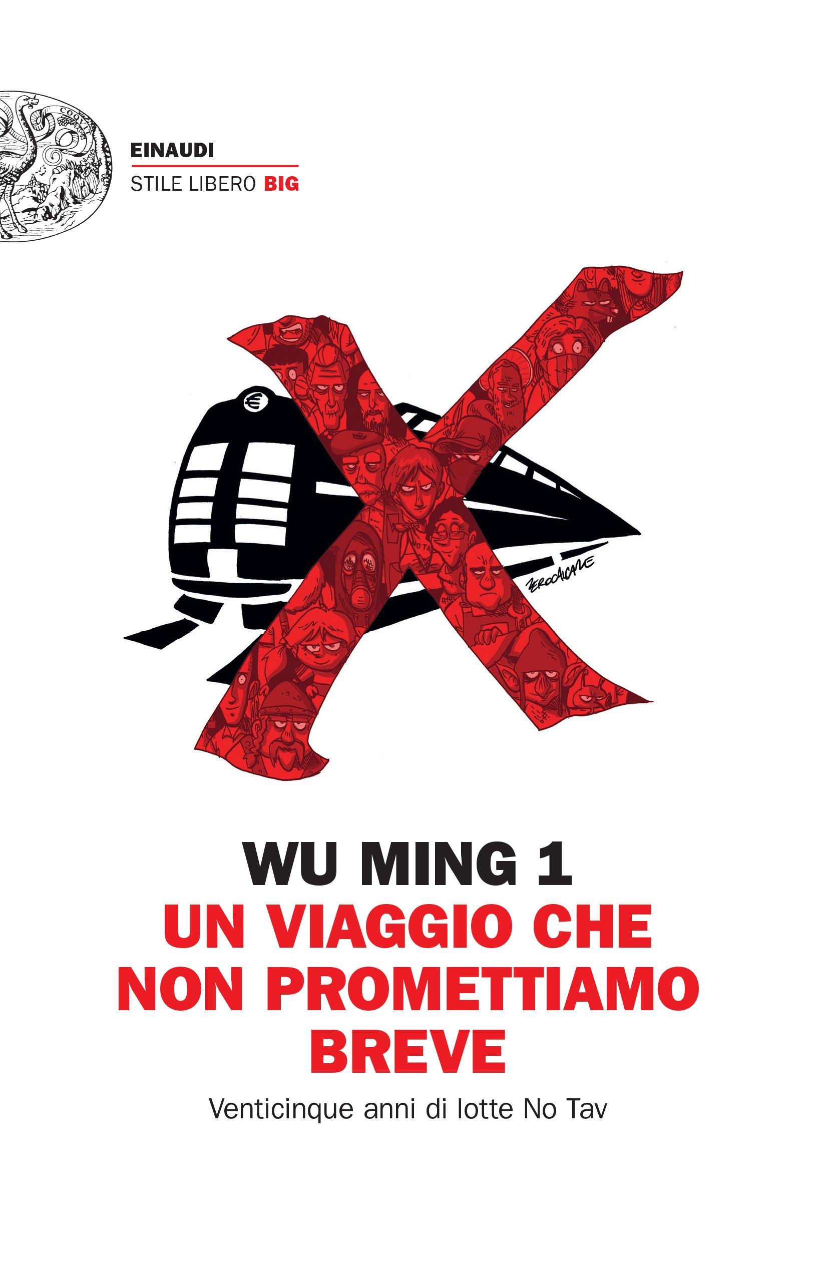 Wu Ming libro No Tav