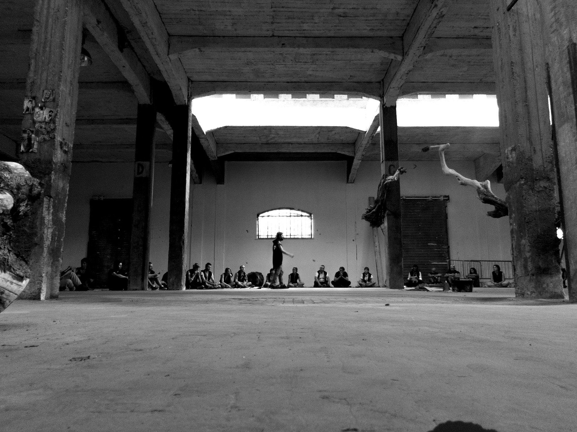 La Leggenda di Parsifal - La tavola rotonda. Foto: A. Buccella