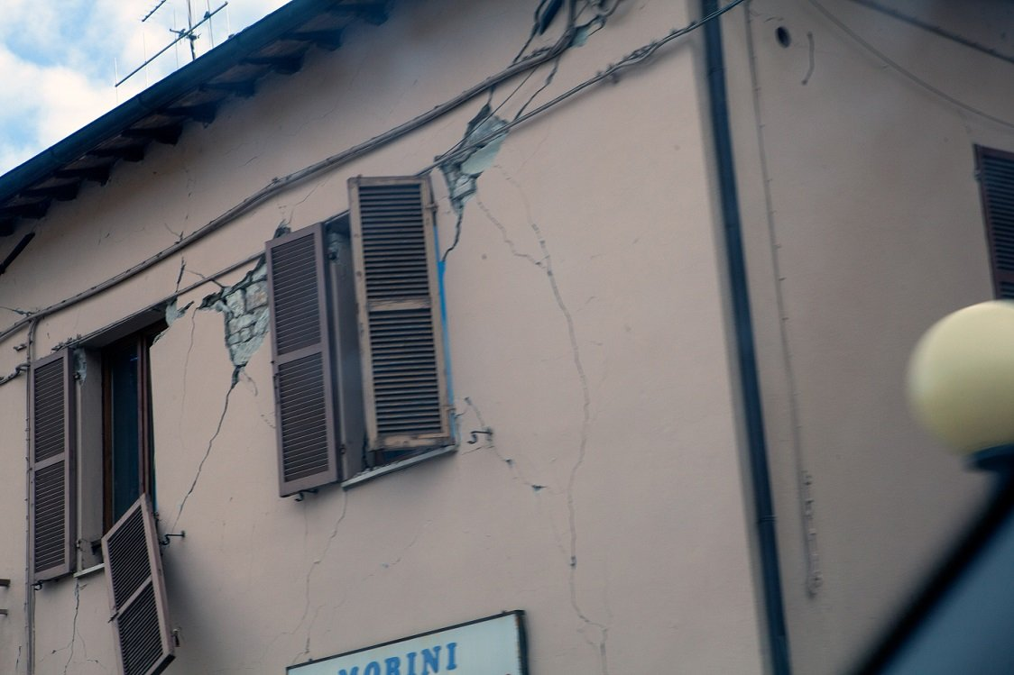 Foto 4 – Casa di Pievetorina (MC) (Foto di Michele Massetani)