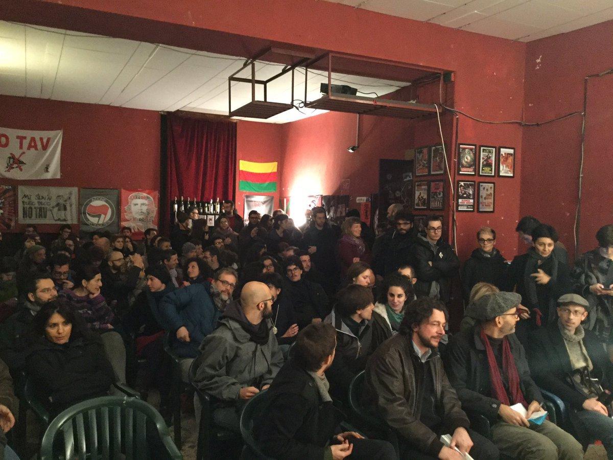 Un viaggio che non promettiamo breve all'Askatasuna di Torino