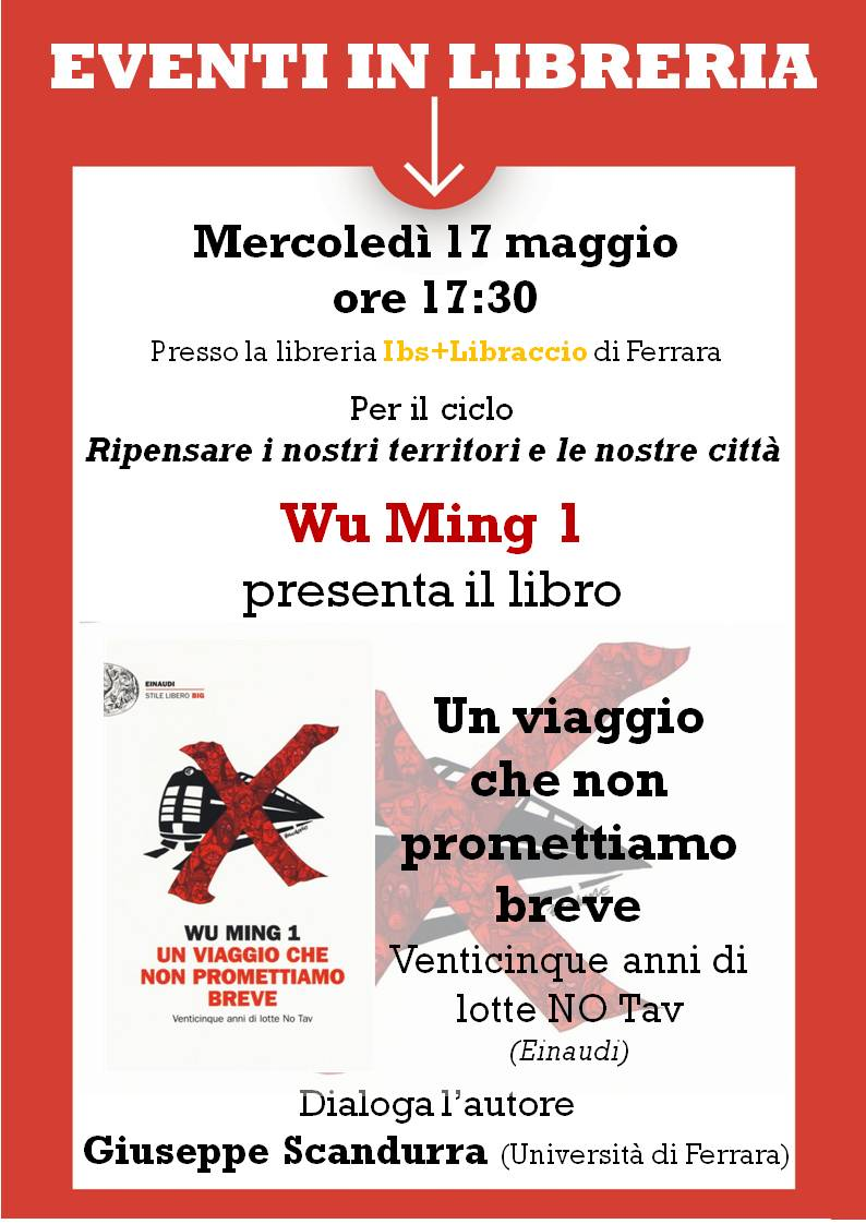 Un viaggio che non promettiamo breve a Ferrara