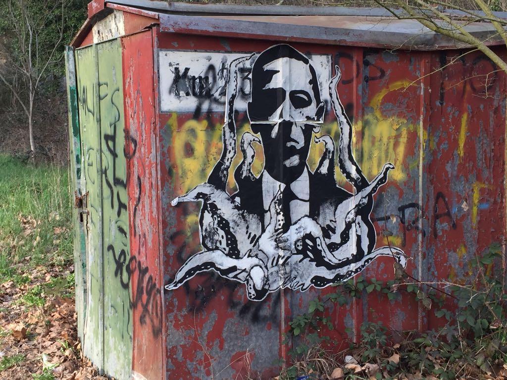 Lovecraft a Monteriggioni