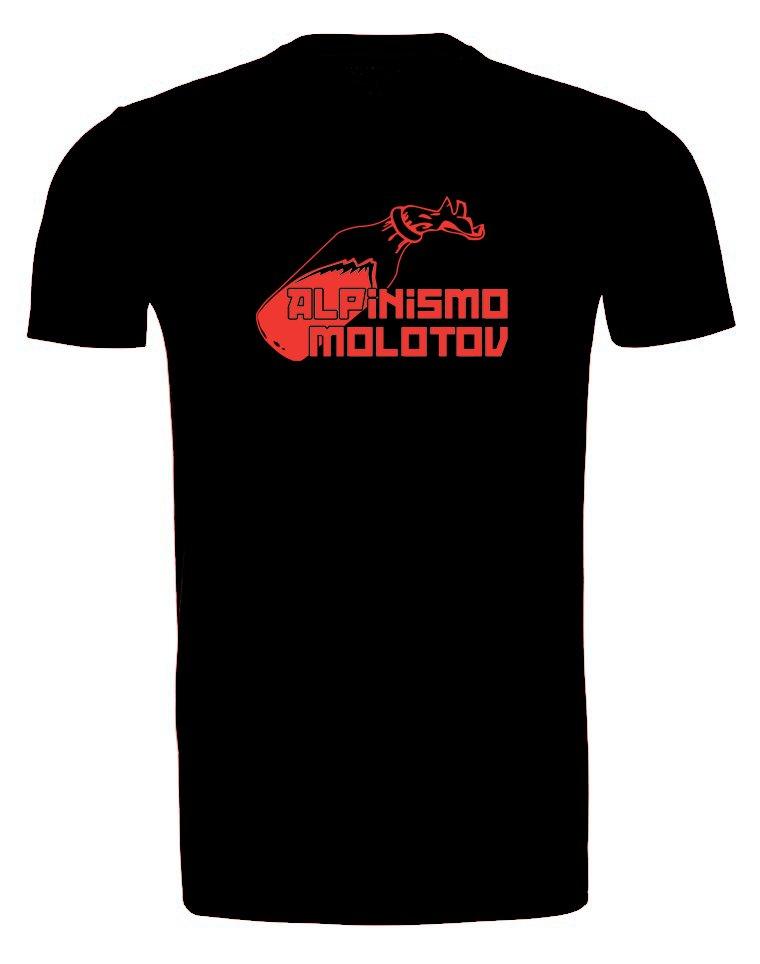 La T-shirt di Alpinismo Molotov