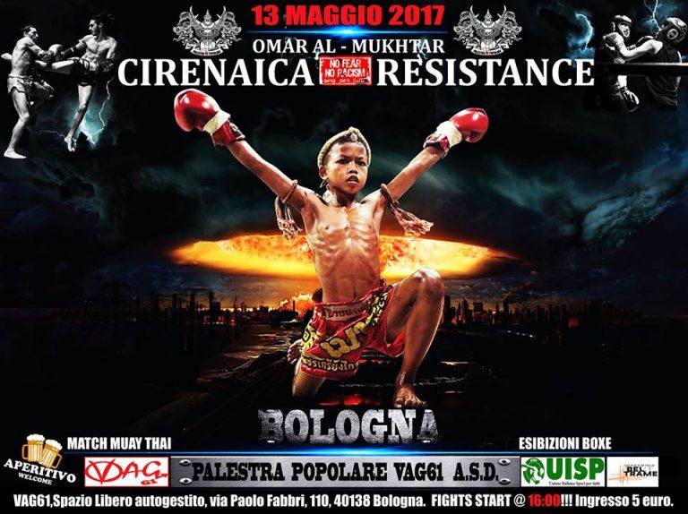 Cirenaica Résistance
