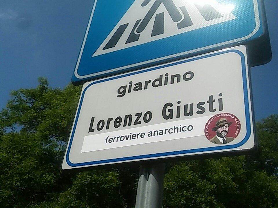 Giardino Lorenzo Giusti