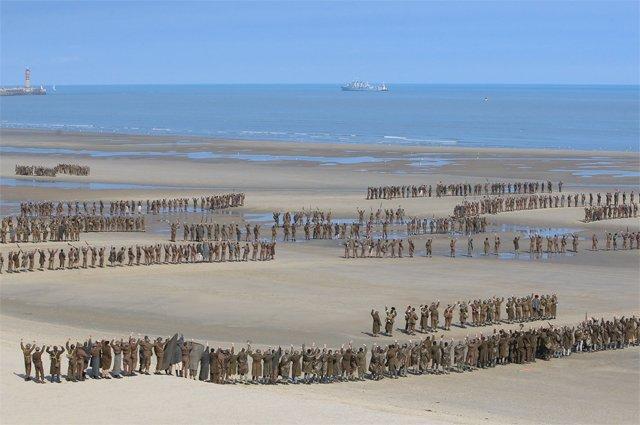 L'Europa sulla spiaggia di Dunkirk