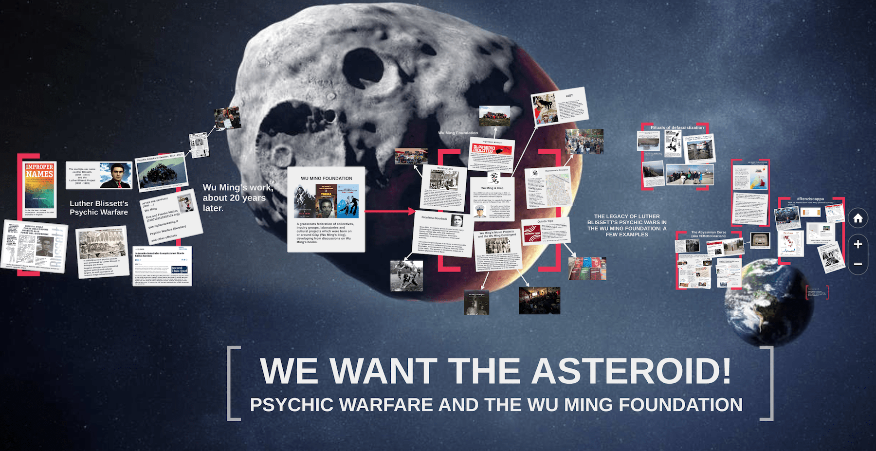 We Want The Asteroid