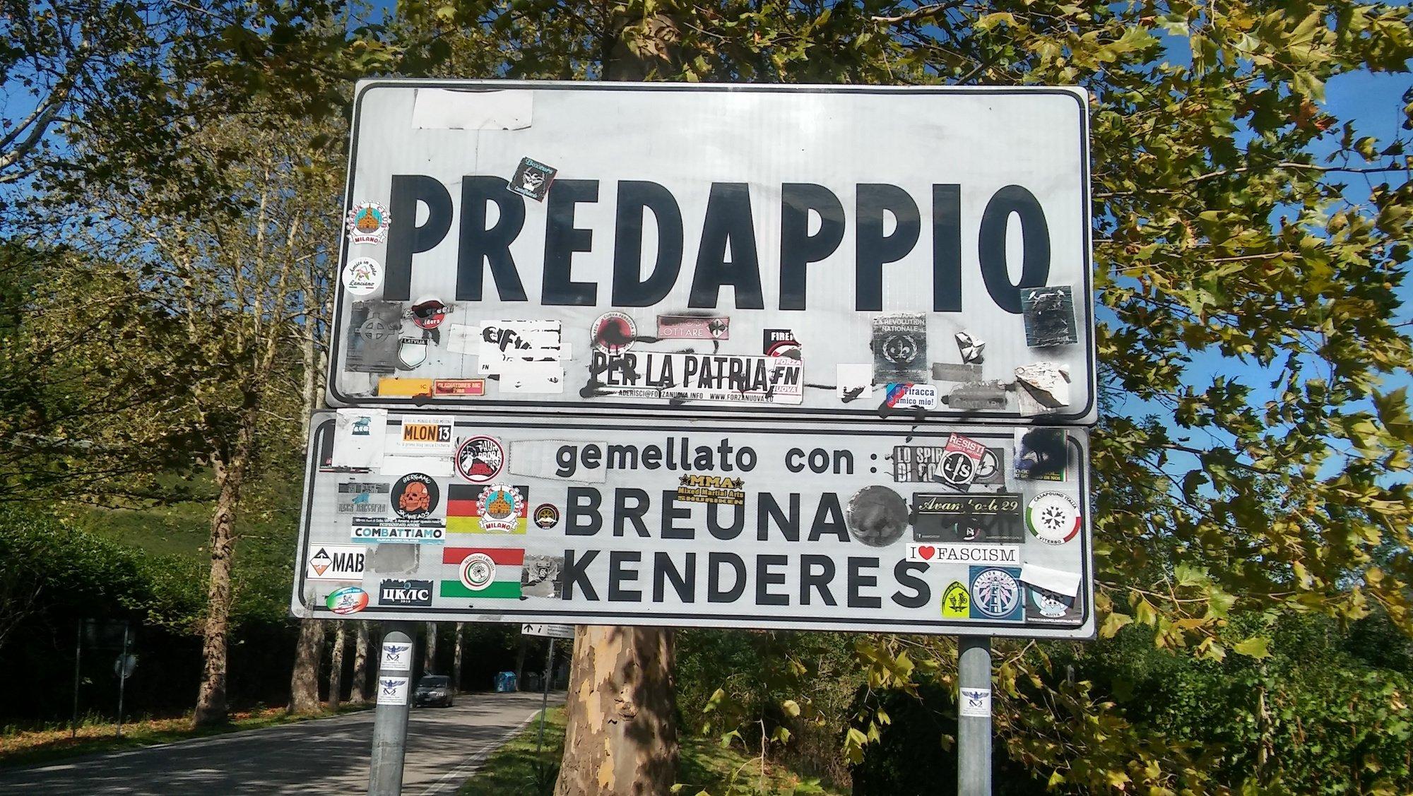 Welcome to Predappio