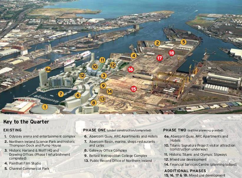 La brochure del titanico progetto, seriale e ripetitivo come solo gli «originalissimi» maxi-progetti di gentrificazione sanno essere: ristorantini, hotel, multisale, parchi commerciali & appartamenti per ricchi.