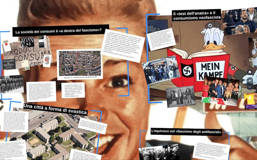 Pasolini fascismo neofascismo