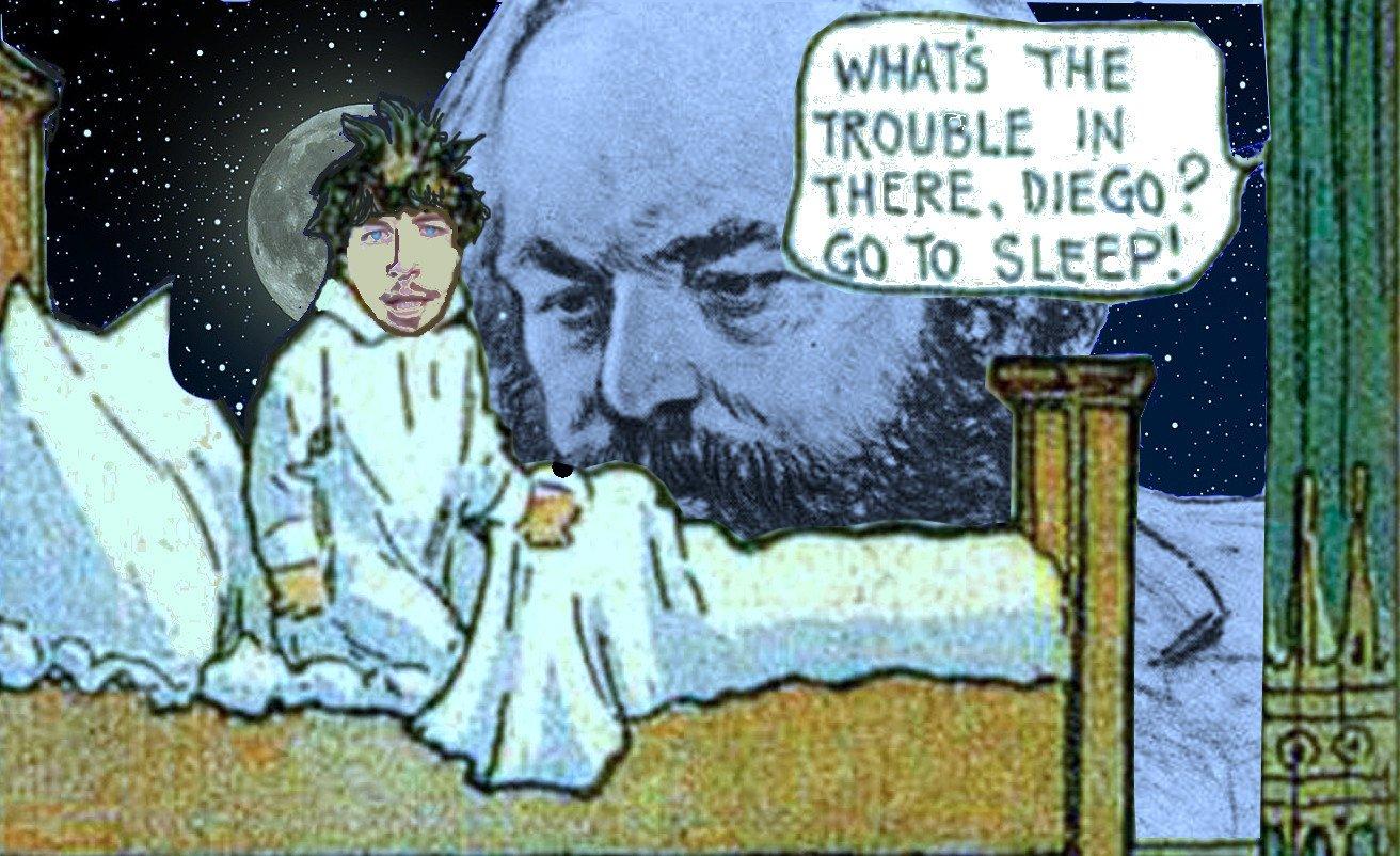 Vai a dormire, Diego