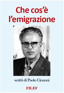 Che cos'è l'emigrazione, di Paolo Cinanni