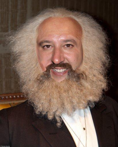 Marx immigrazione falsificazione. Il doppio osceno del Moro di Treviri