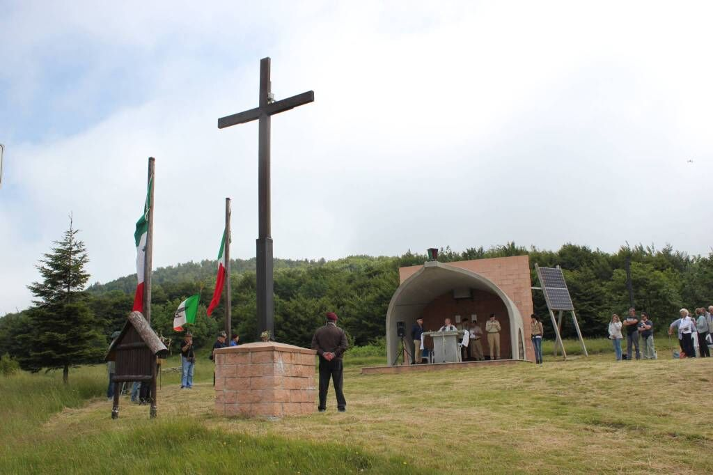Monte Manfrei - Croce e bruttura