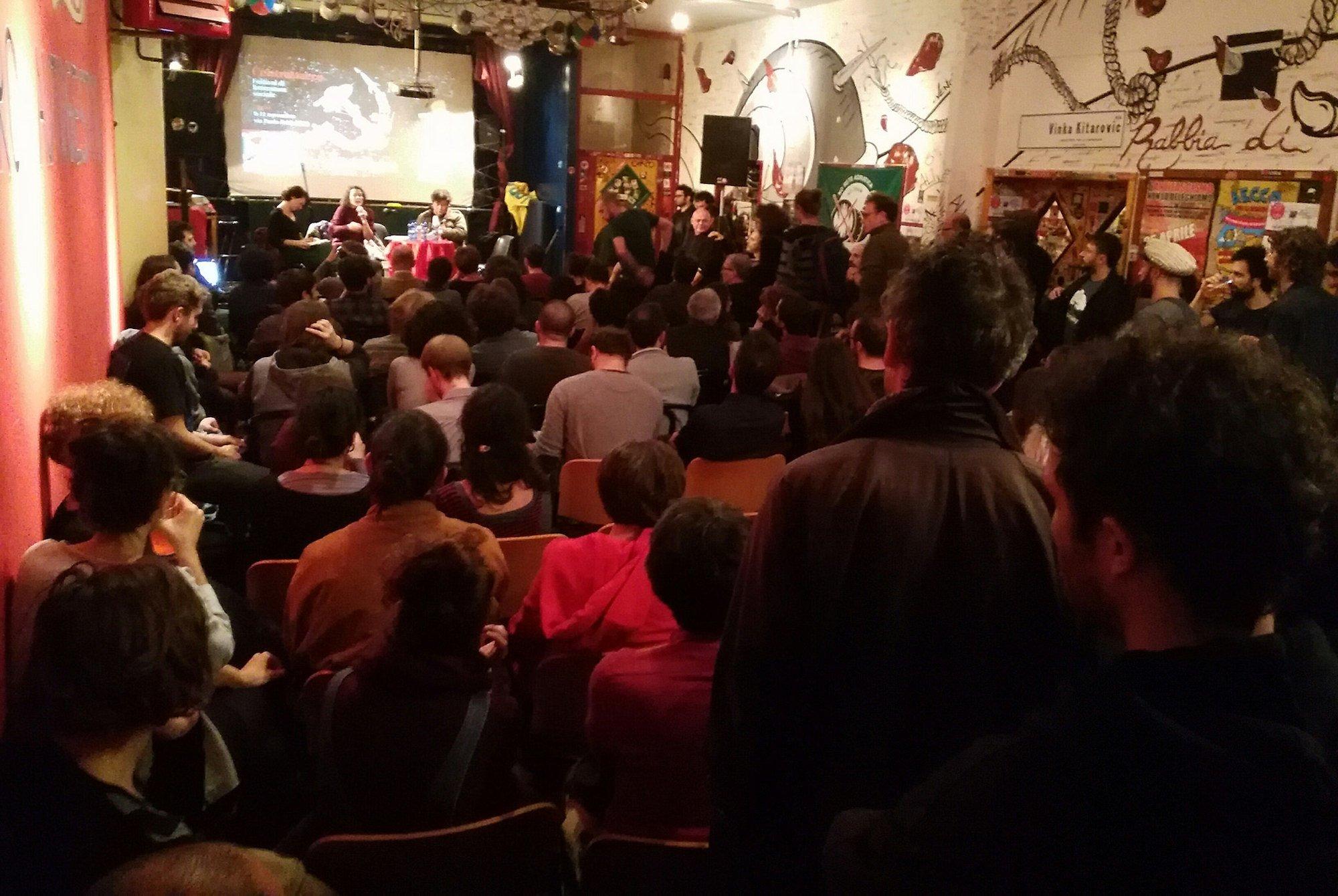 Contrattacco, terza serata, presentazione di Jacobin Italia