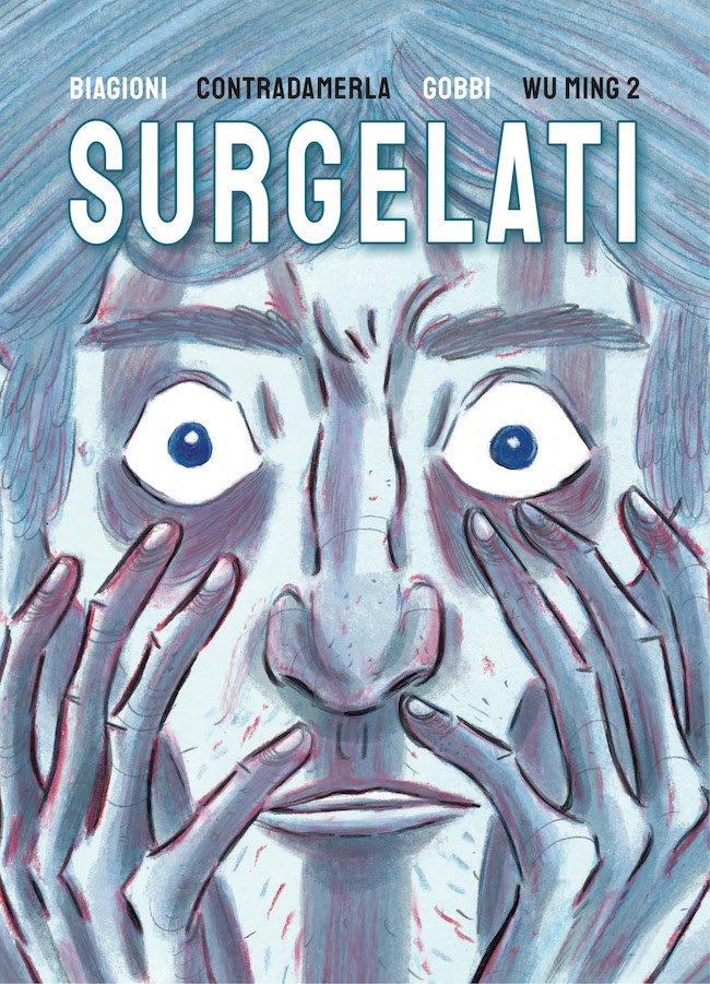 SURGELATI Comic Cover DEF