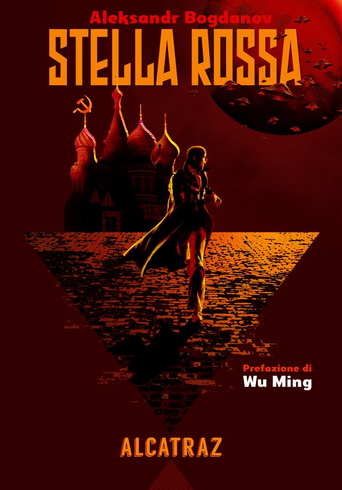 La copertina della nuova edizione di Stella Rossa
