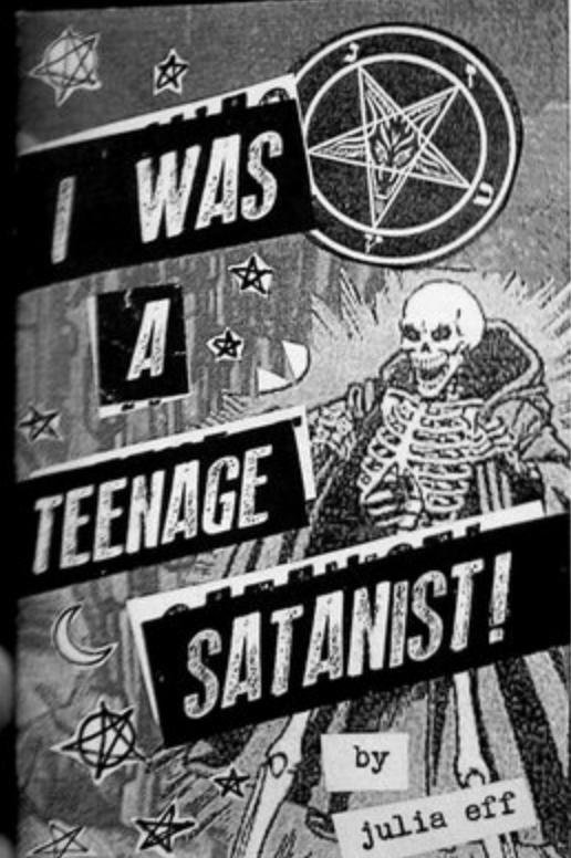 Rituali neri di culti di sesso satanico