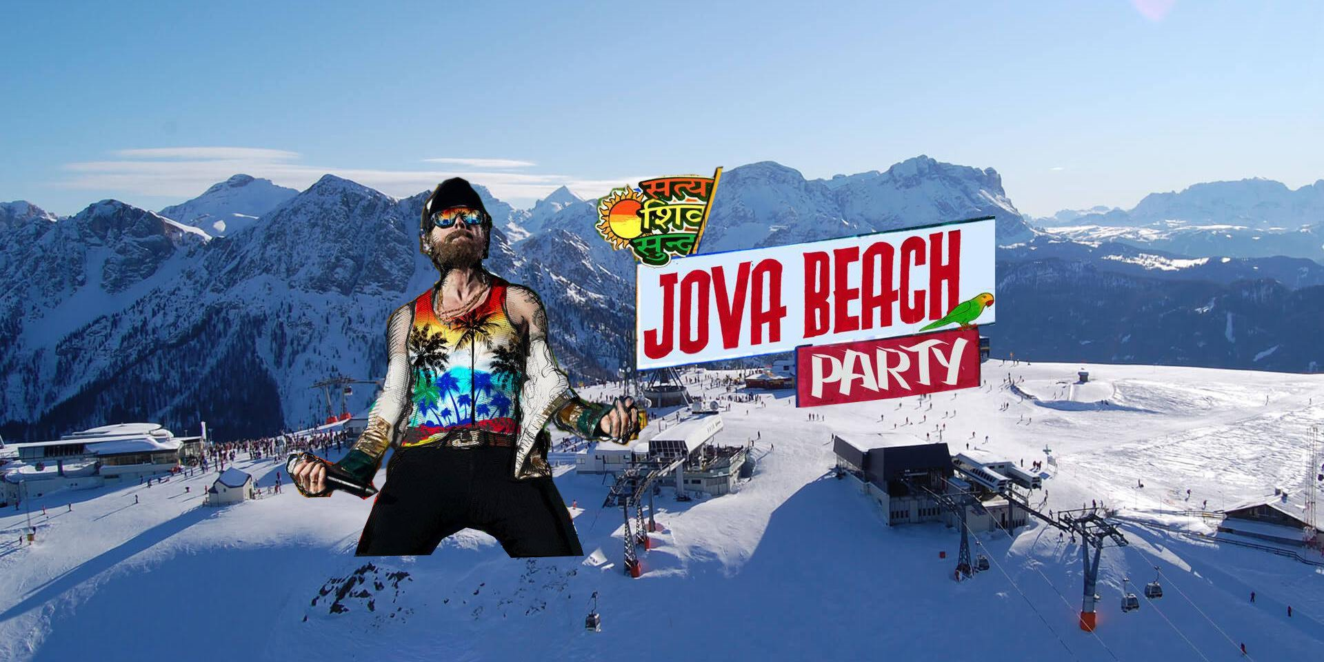 Jova Beach Party a Pian de Corones.