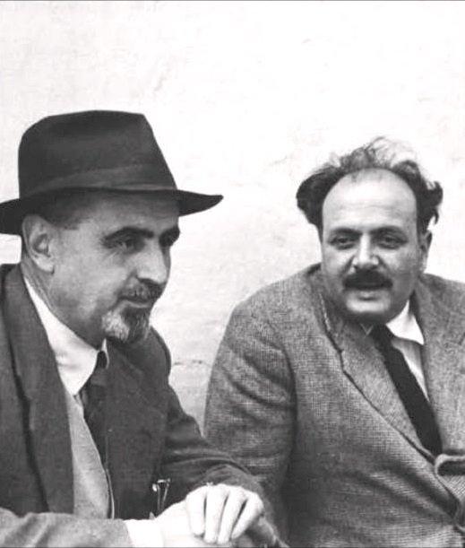 Ernesto Rossi e Altiero Spinelli, gli autori del Manifesto di Ventotene