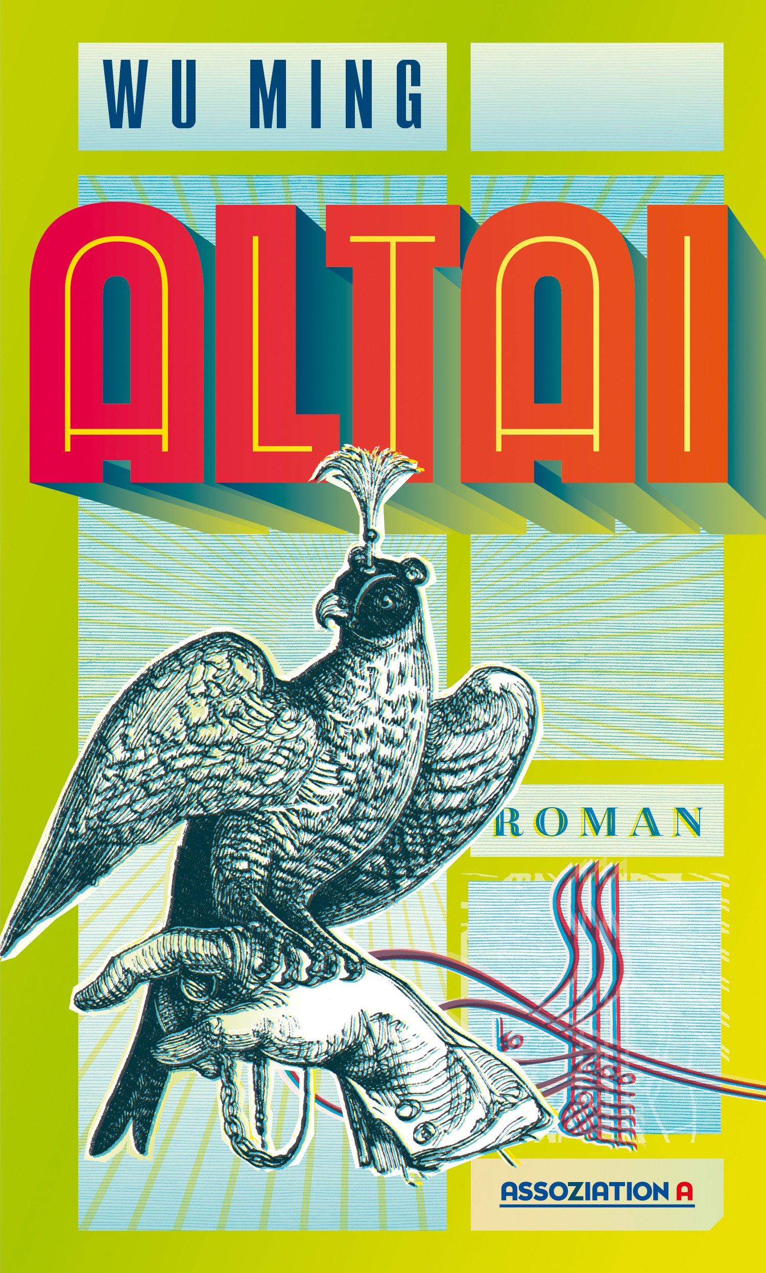 Altai, edizione tedesca