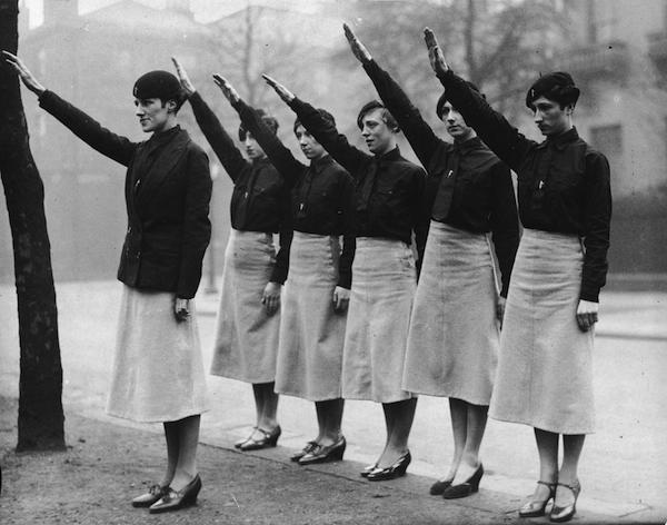 Donne fasciste.
