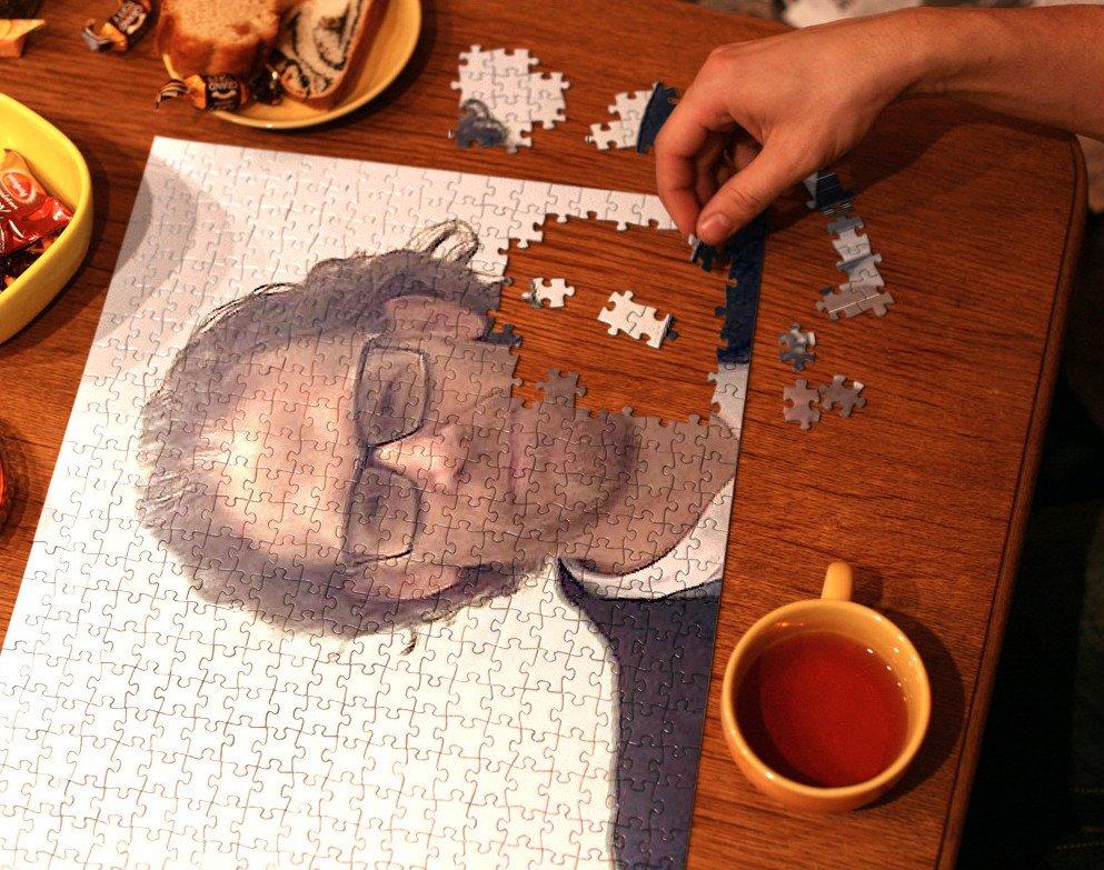 Il puzzle di Simone Ramilli