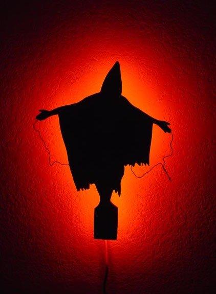 Arancione scuro, tonalità Abu Ghraib