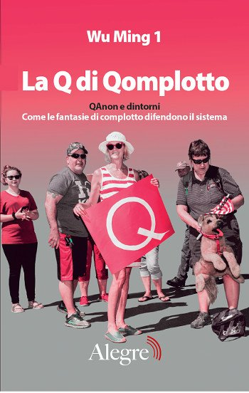 La Q di Qomplotto - copertina