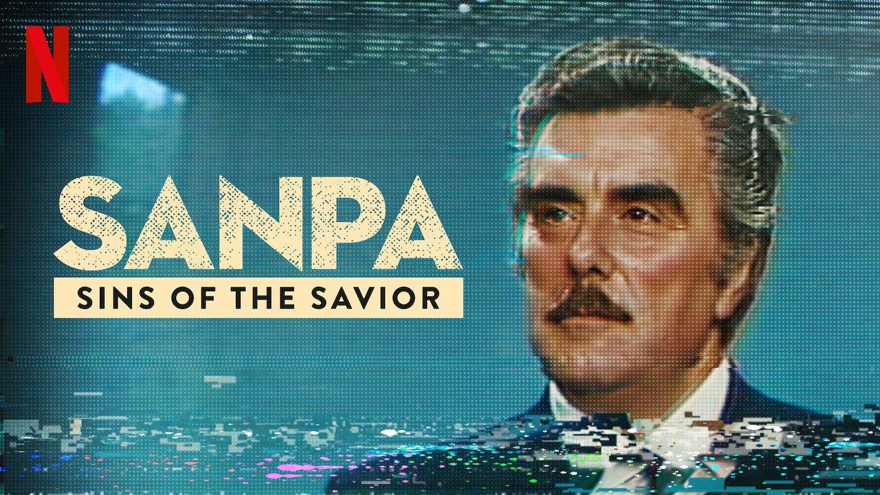 Testata serie Sanpa