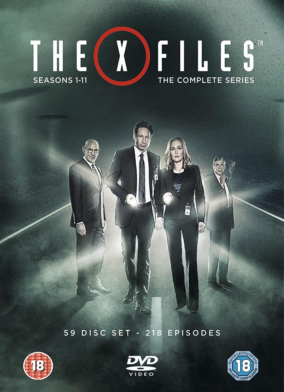 Locandina X Files