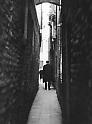 Venezia, inverno 1997, sopralluoghi per Q