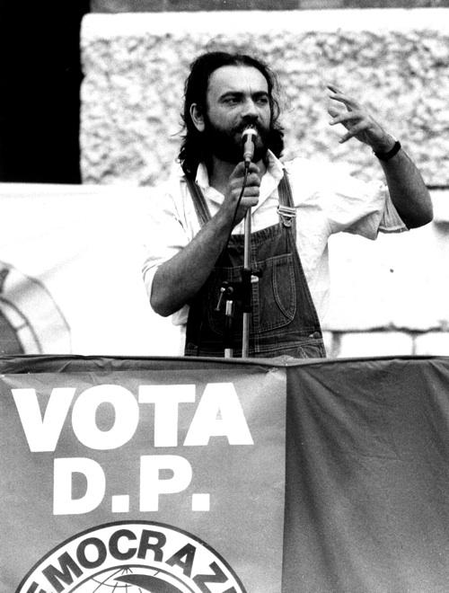 Stefano Tassinari, Ferrara, primi anni '80
