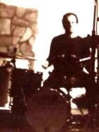 Francesco Cusa alla batteria