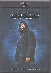 Ghost Dog: the poster